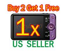 1x Sony CyberShot DSC-WX9 Camera LCD Screen Protector Guard Cover Film