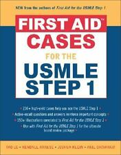 First Aid Cases for the USMLE Step 1 by Tao Le (2006, Paperback)