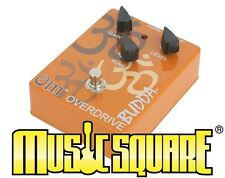 Budda Om Overdrive Guitar Distortion Pedal Free Shipping! Music Square!