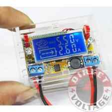 3A DC DC Adjustable Step Down Power Supply Module Voltage Current LCD Display...