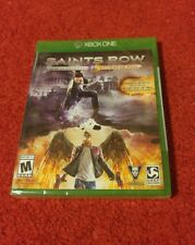 Saints Row IV Re-Elected & Gat Out of Hell (Microsoft Xbox One, 2015)