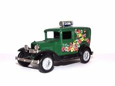 Vintage Toy Car Nostalgic Miniatures Life Savers Candy Ford Model A Car 1:43