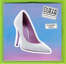 Duran Duran ft Kiesza LAST NIGHT IN THE CITY (REMIXES) 7-trk promo CD w/postcard