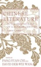 Chinese Literature in the Second Half of a Modern Century: A Critical Survey (Ha