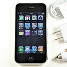 Apple iPhone 3G (AT&T) Smartphone 16GB Rare White A1241 IMEI: 011613001475042