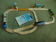 THOMAS THE TRAIN 60th ANNIVERSARY WOODEN TRAIN SET