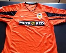 Maglia calcio Vintage Valencia stag. 2001/02