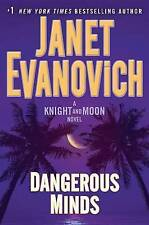 Dangerous Minds: A Knight and Moon Novel-ExLibrary
