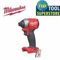 """Milwaukee M18FID2-0 18V Brushless FUEL M18 1/4"""" Li-ion Impact Driver – Body Only"""