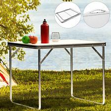 Campingtisch Aluminium Klapptisch Alu Koffertisch Falttisch Gartentisch klappbar