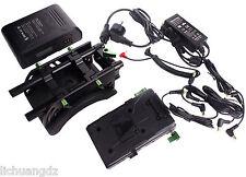 Lanparte DSLR V-mount Battery Plate Power Supply +Shoulder Support+150Wh Battery