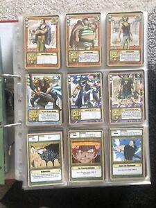 One Piece TCG Sammlung Top Zustand 122 Karten (4 Holos) Diverse Serien