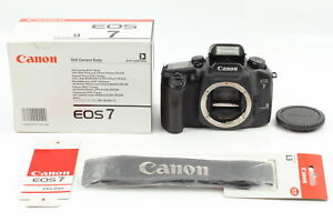 [Almost MINT in Box] Canon EOS 7 SLR 35mm Film Camera w/ Strap From JAPAN