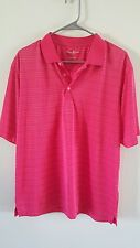 Tommy Armour Polo Pink Large L