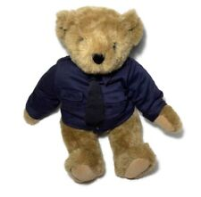Vermont Teddy Bear Company Police Officer Cop Law Enforcement Bear
