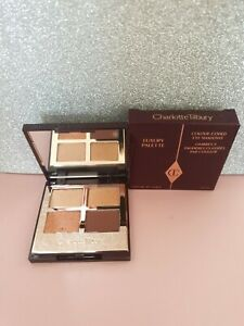 Charlotte Tilbury Colour Coded Eyeshadow Luxury Palette The Queen Of Glow 5G new