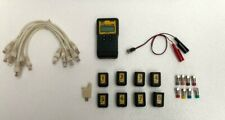 IDEAL LINKMASTER PRO CABLE NETWORK TESTER WITH ACCESSORIES