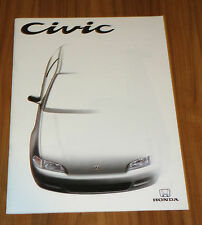 Catalogue HONDA CIVIC 5 de 1993