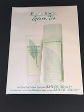 Green Tea by Elizabeth Arden for Women - 2 Pc Gift Set