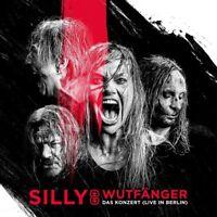 SILLY - WUTFÄNGER - DAS KONZERT (LIVE IN BERLIN)  2 CD NEU