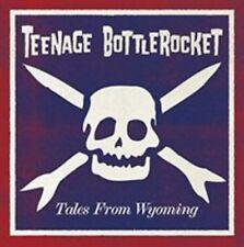 Teenage Bottlerocket Tales From Wyoming (Bonus Cd) coloured vinyl LP NEW sealed