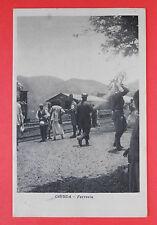 7280) Eritrea GHIUDA Ferrovia - viaggiata 1935