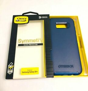 OtterBox Symmetry Series Case/Cover For Samsung Galaxy S8+Plus Bespoke Way Blue