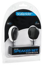 32mm Speaker Set for Cardo Scala Rider Qz / Q1 / Q3 / G9x Audio Kits - SPAU0001