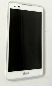 LG Tribute HD LS676 16GB White Sprint - Cell Phone