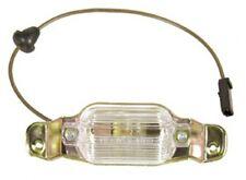 Rear License Plate Light Lamp Assembly Camaro Chevelle El Camino Nova Firebird