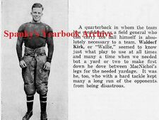 1917 Toledo Scott High School Yearbook~Photos~History~Football~Literature~WWI~++