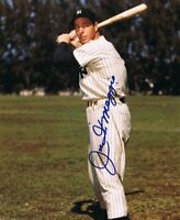 Joe DiMaggio 8x10 SIGNED PHOTO AUTOGRAPHED ( YANKEES HOF ) REPRINT