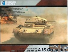 Bolt Action Rubicon Models British A15 Crusader Tank 1/56 scale (28mm) New!