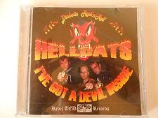 Hellcats - I've got a devil inside cd rockabilly rock n roll rebel ted records