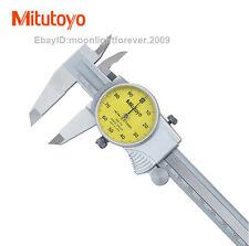Mitutoyo 505-732 Dial Caliper Vernier Caliper 0-150mm Replace 505-685 SDH041