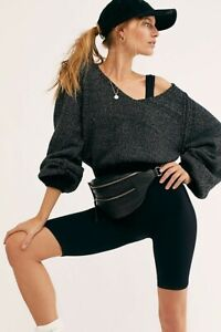 Free People  Riptide V Neck Sweater BNWT Size x Small 8/10