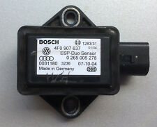 Audi A3 S3 8P TT Drucksensor Crashsensor Sensor 8P0955557