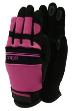Town & Country TGL223S Deluxe Ultimax Ladies Gloves Medium Assorted Colours