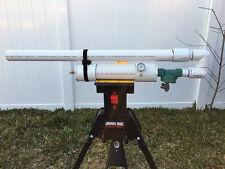 BASIC GEN II Surf Pneumatic Bait Launcher: DIY Building INSTRUCTIONS