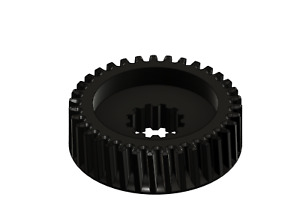 Infiniti G37 Convertible Flap Gear - Right Side