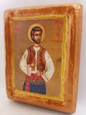 Saint George The Chiopolitan Christianity Ecclesiastical Art Icon