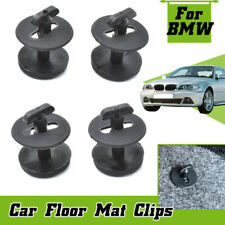 Xukey 4x Car Floor Mat Clips Holders Carpet Retainer For BMW&Mini