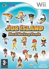 Job Island - Nintendo Wii