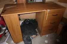 Office / Study Desk 3 Drawers, sturdy MFI purchase but in need of cleaning