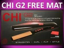 CHI G2 1'' FLAT IRON CERAMIC & TITANIUM INFUSED HAIR STYLING STRAIGHTENER 425F