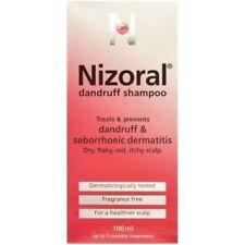 Nizoral Dandruff Shampoo 100ml x 4 Packs