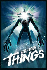 Stranger Things / The Thing John Carpenter Drew Struzan Poster Mash Up NT Mondo