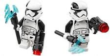 LEGO Star Wars First Order Stormtrooper Executioner Minifigure Lot (75197)