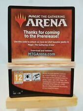 MTG ARENA, Core Set 2021 Pre-Release 6 packs Token code  Ebay Message Only