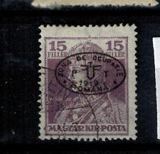 Briefmarken Ungarn DEBRECEN (DEBRECZIN) 38 b gestempelt